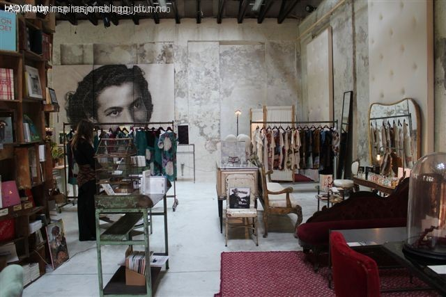 Stum av beundring i Milano!