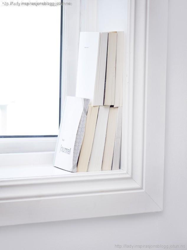 Innendørs vinduslister