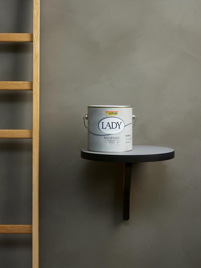 LADY 1462 Grå Skifer - grå farver