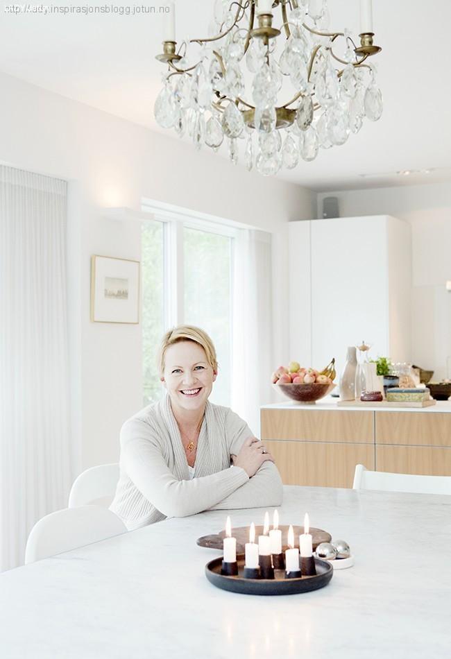"""Helle Tjaberg, trendekspert og """"visuell jeger"""""""