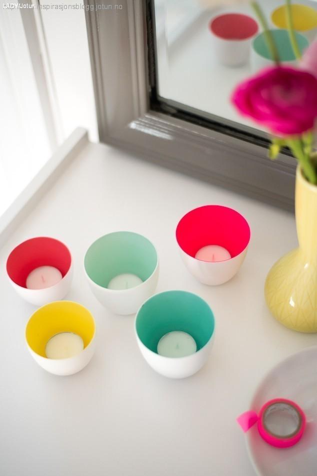 Lady inspirasjonsblogg Jotun DIY male kommode vårens farger 2