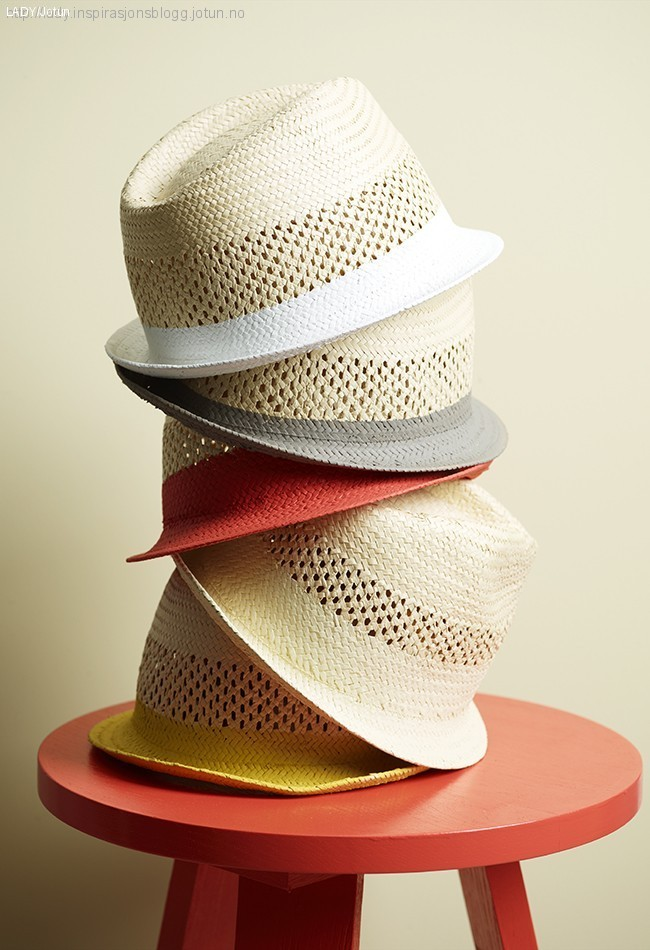 Male speil, lamper, hatter… «Alt» kan males!'