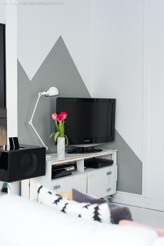 TV Vegg male etter (3)