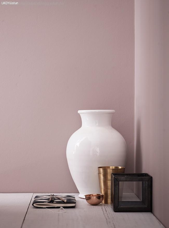 Varmende inspirasjon lady inspirasjonsblogg - Wandfarbe aubergine ...