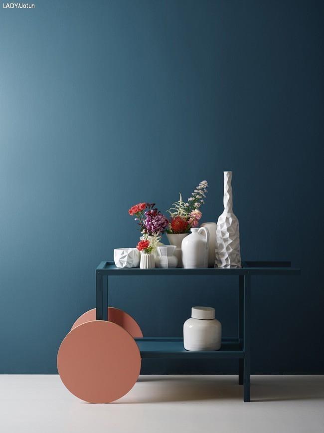 Trillebord i vårens farger!'