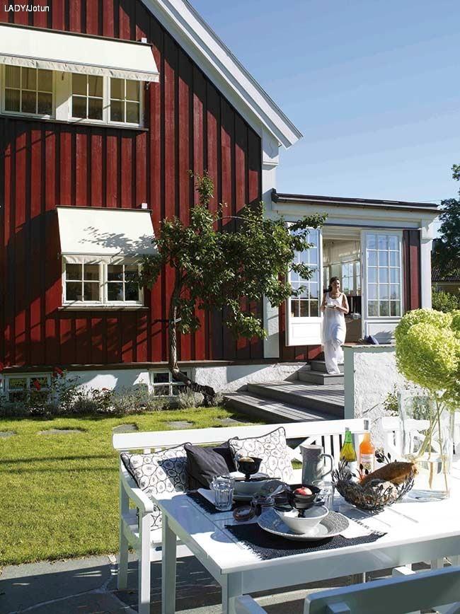 Gi huset en helhetlig stil