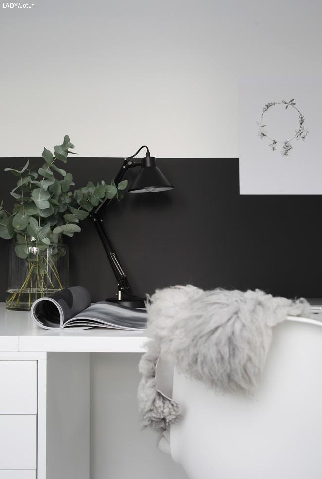 Elisabeth Heier sitt nye kontor