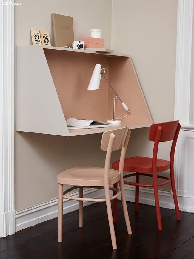 Lag ditt eget skrivebord
