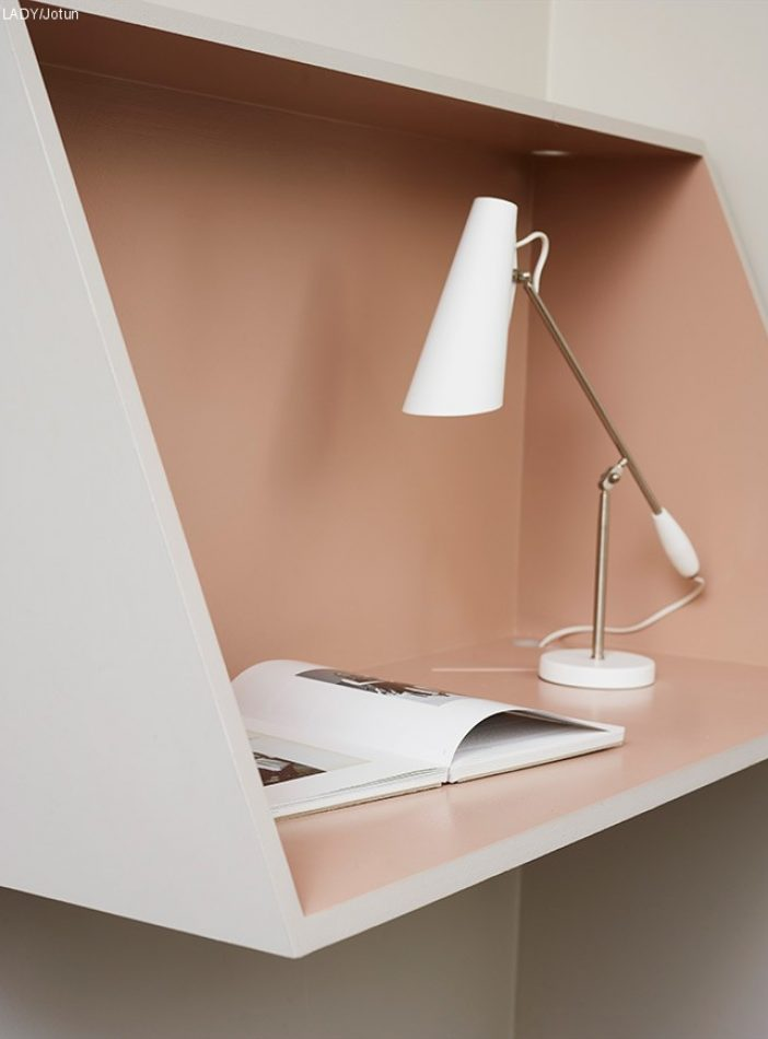 Slik lager du et smart skrivebord'