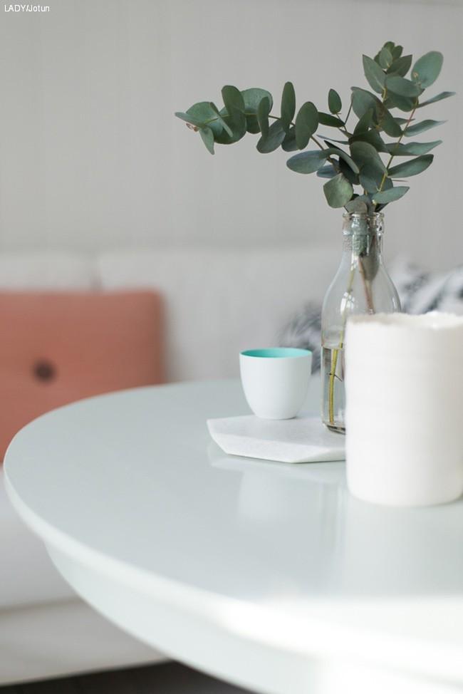 Soft Mint forelskelse i stua LADY Inspirasjonsblogg
