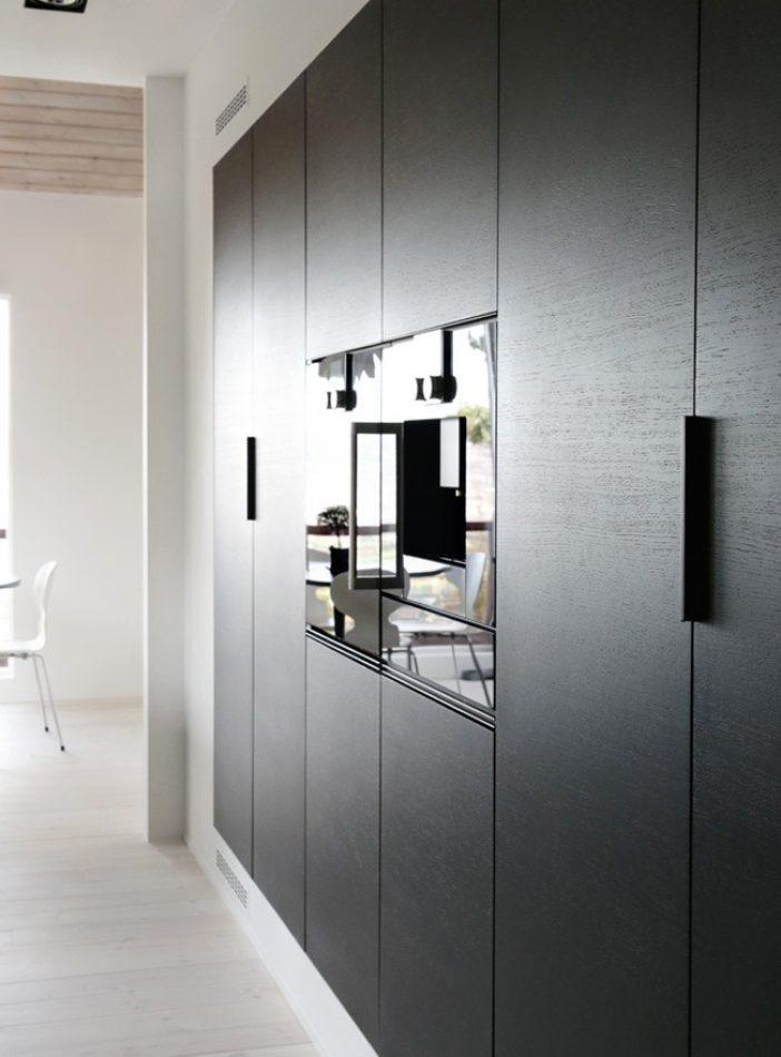 Kjøkken – før og etter'