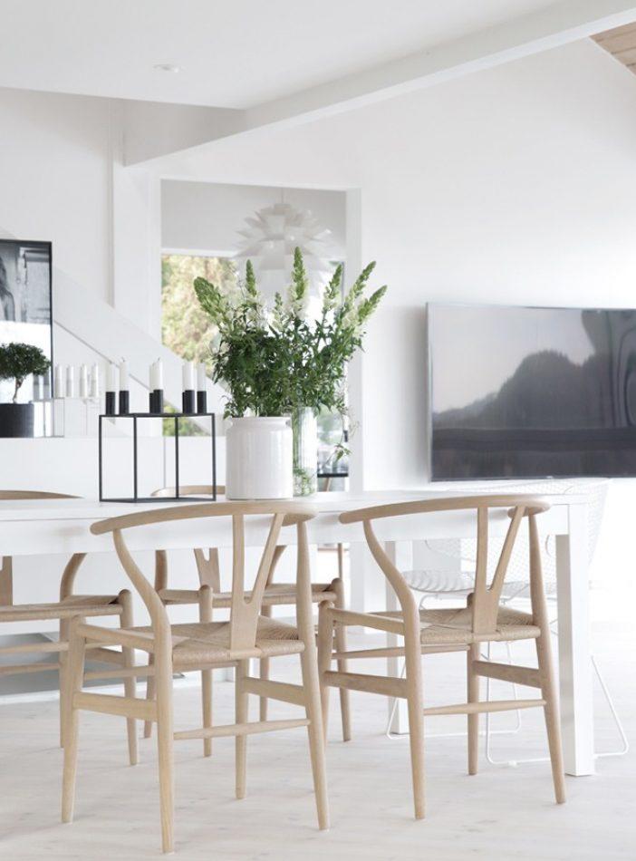 Stylizimo's stue – før og etter'