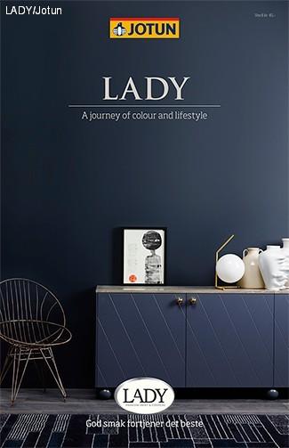 LADY Fargekart 2016 stylingliste