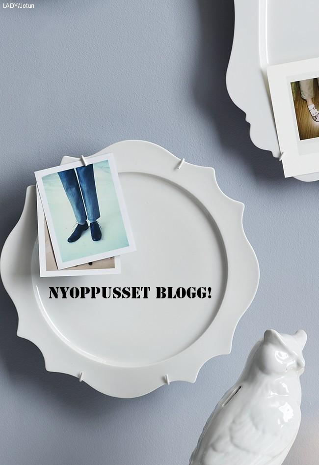 Nyoppusset blogg!