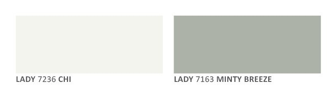 LADY 7163 Minty Breeze