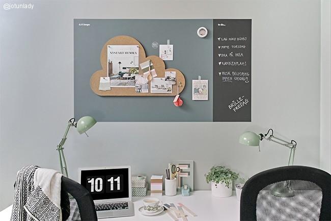 Skap et inspirerende kontor