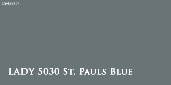 LADY 5030 St. Pauls Blue