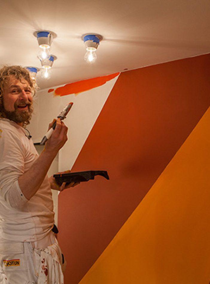 Einar Nilsson sine favorittfarger'