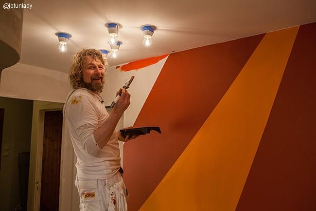 Einar Nilsson sine favorittfarger