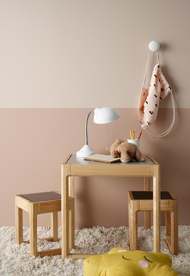 Trygge og fine rom med SENS maling