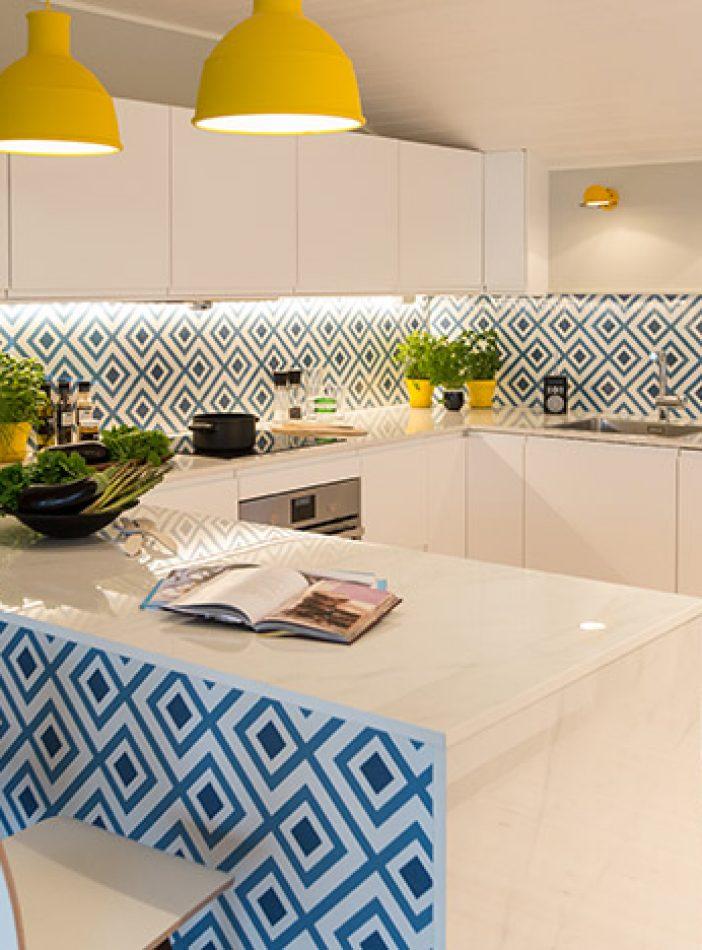 Gammelt kjøkken blir husets nye hjerte'