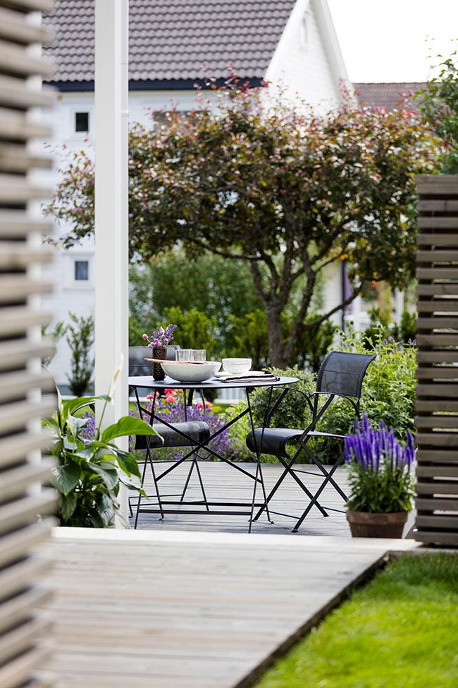 Pynt opp terrassen