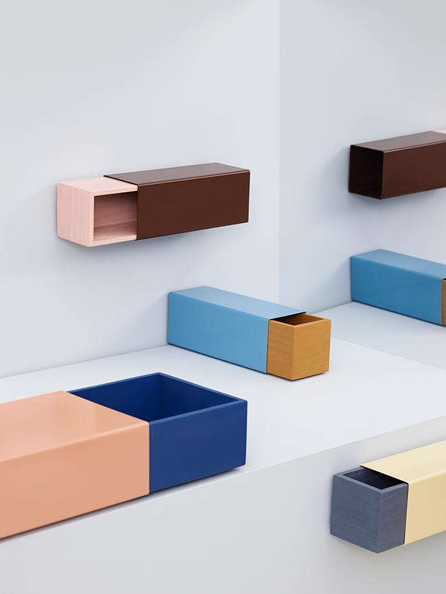Sara Polmar stiller ut under Milano Designweek