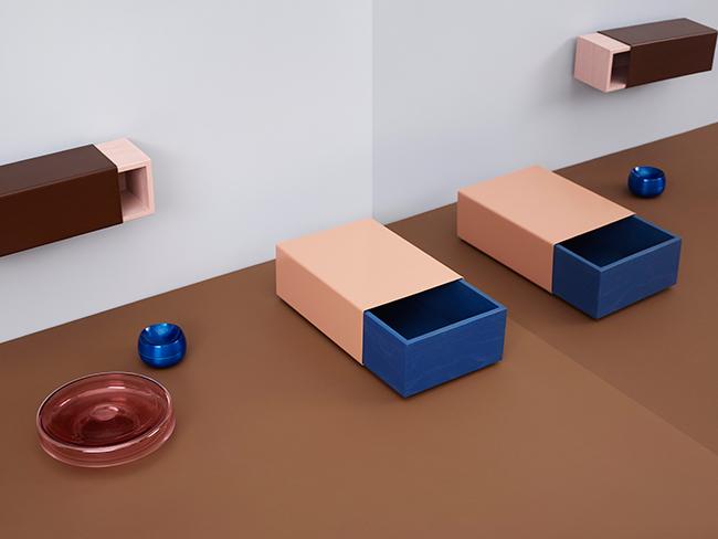 Jotun-malte interiører | Milano Designweek