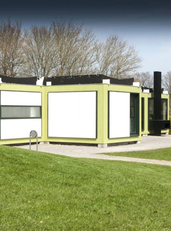 Se Arne Jacobsens sommerhus'