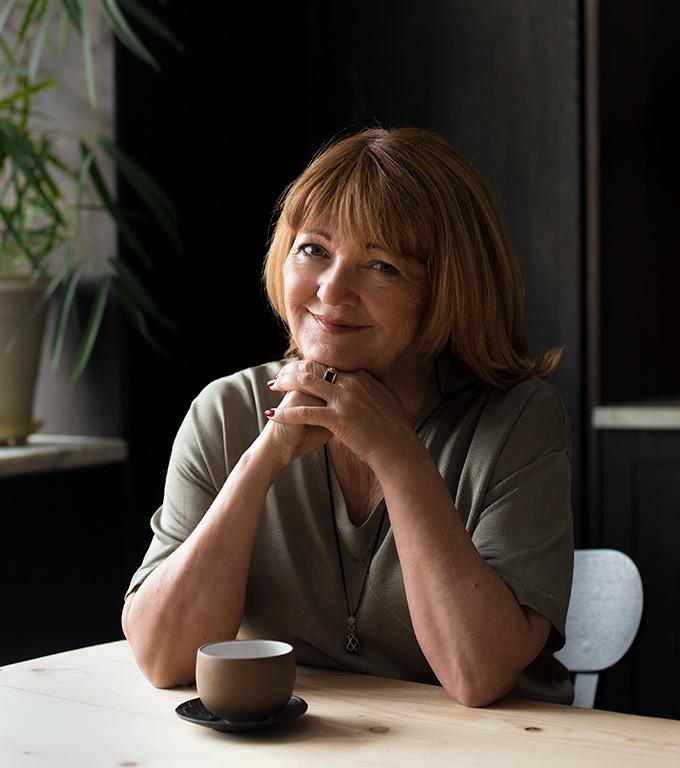 Lisbeth Larsen Fargesjef Jotun