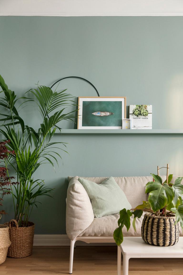 Lush Garden – Slik får du stilen