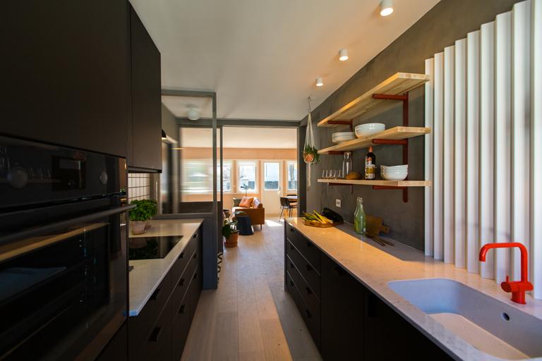 Kjøkken med LADY Minerals