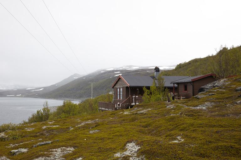 Hytte i nord