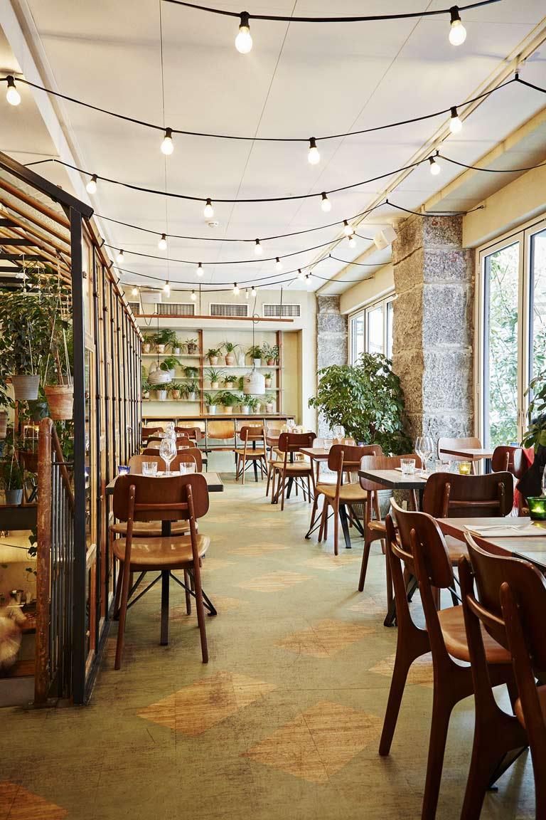 Restaurant Väkst