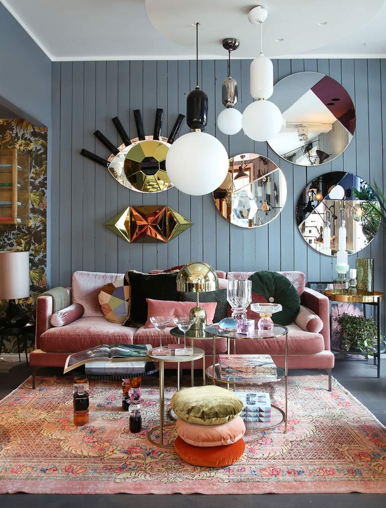 Interiørdesigner og stylist Karina Holmen, med sans for gode