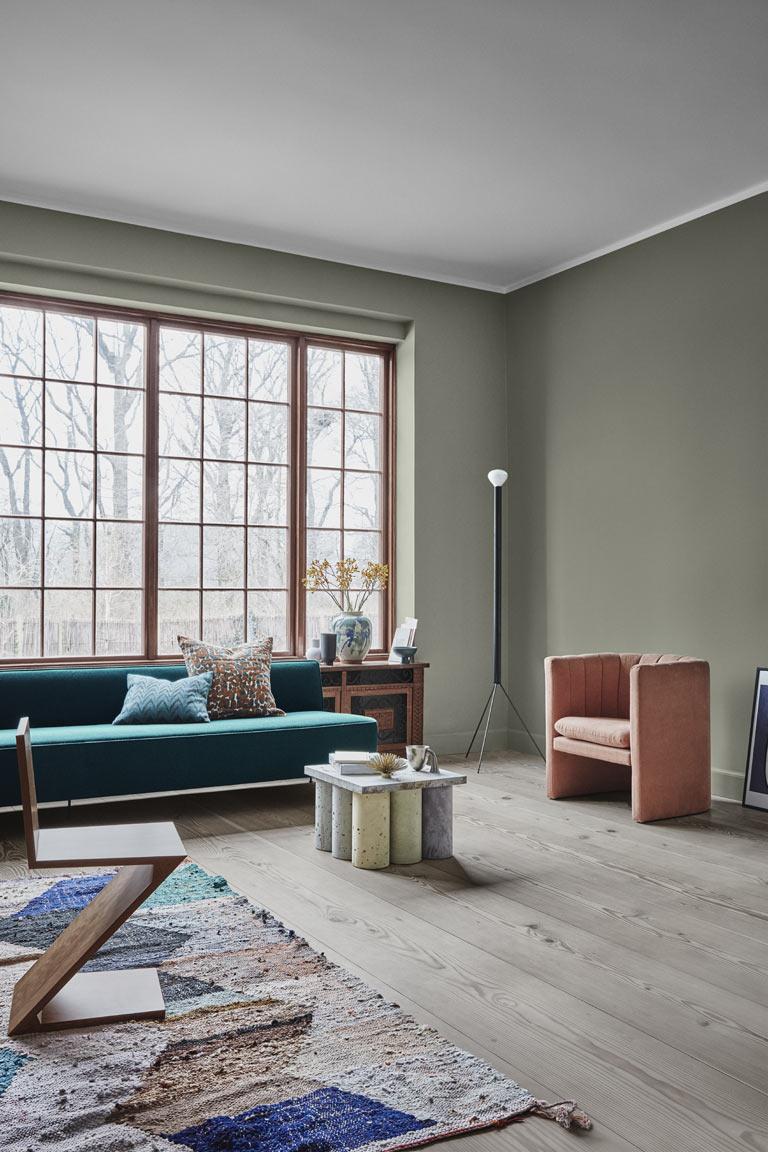 Cool Paletten Design Foto Von Jotun Lady Fargekart 2019
