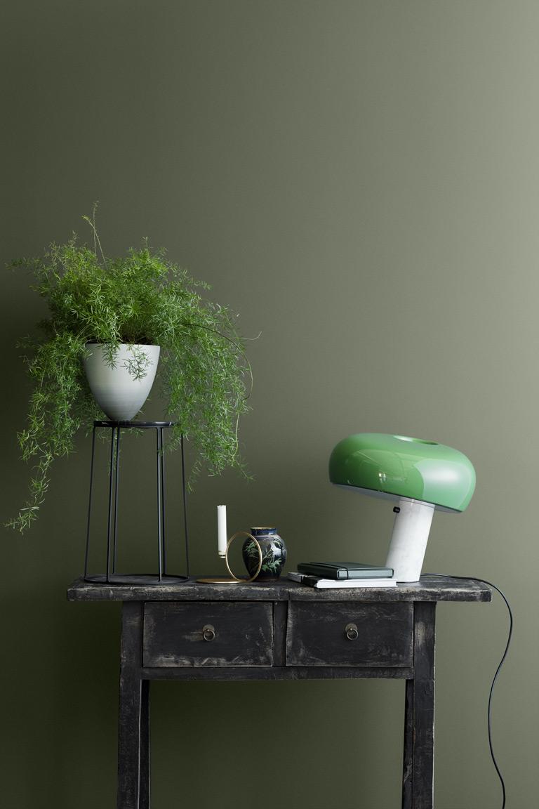 Våre vakreste grønnfarger