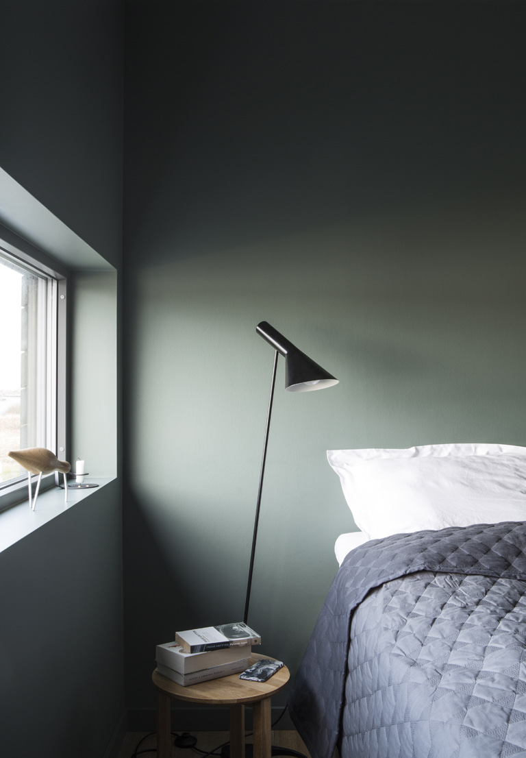 Gode farger til soverommet
