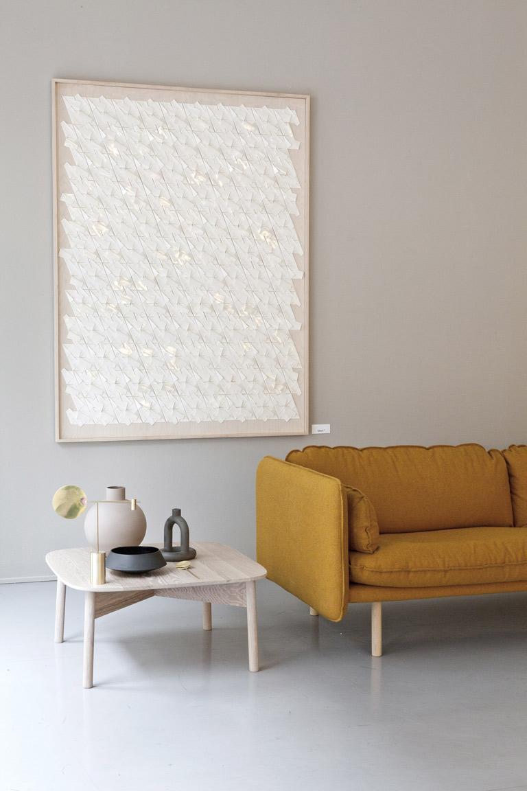 Unik utstilling med norsk design