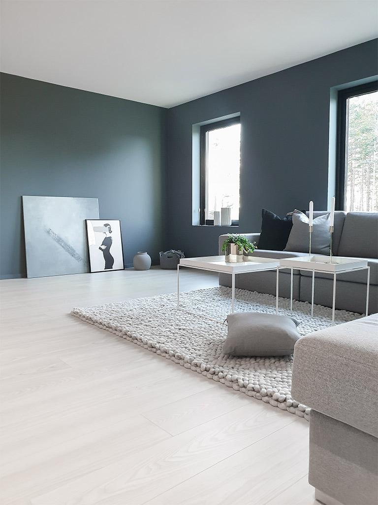 Svært Nytt hus med personlige farger - Lady Inspirationsblogg PC-02