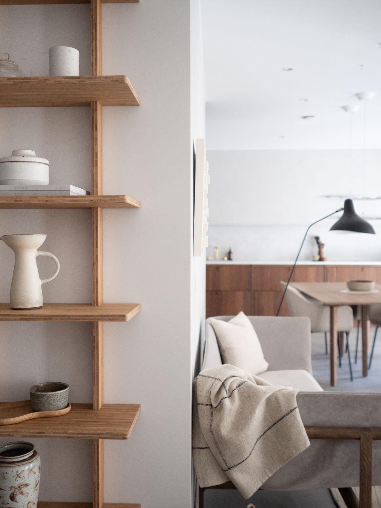 Hållbar och vacker möbelproduktion