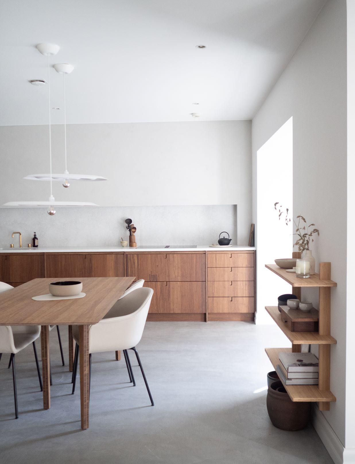 Bærekraftig og vakker møbelproduksjon