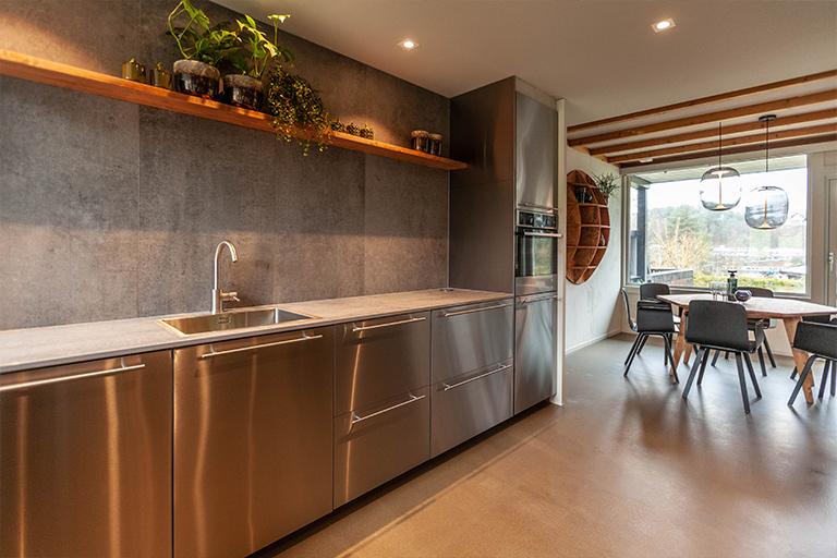 Tid for hjem - nytt kjøkken