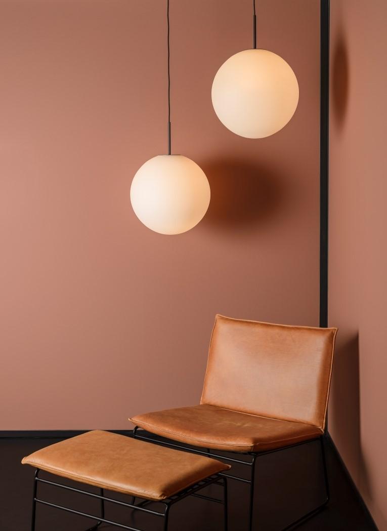 Norske håndlagde designlamper