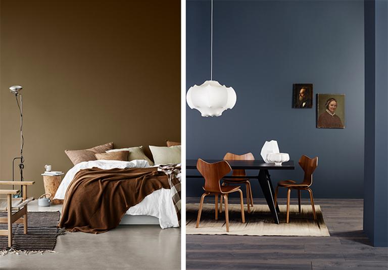 Nye, elegante kombinasjoner med DECO BLUE