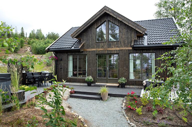 Trebitt Oljebeis 0683 Sotgrå