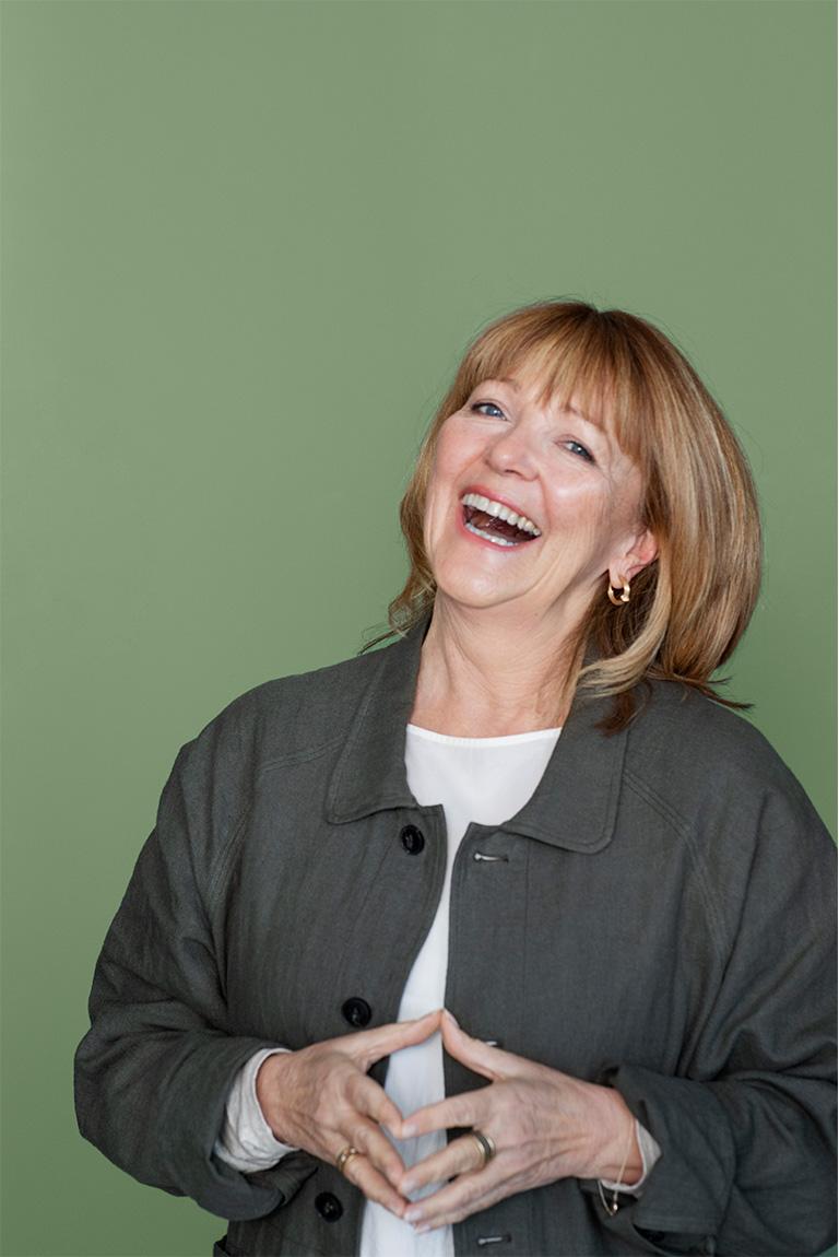 Lisbeth Larsen - global fargesjef i Jotun