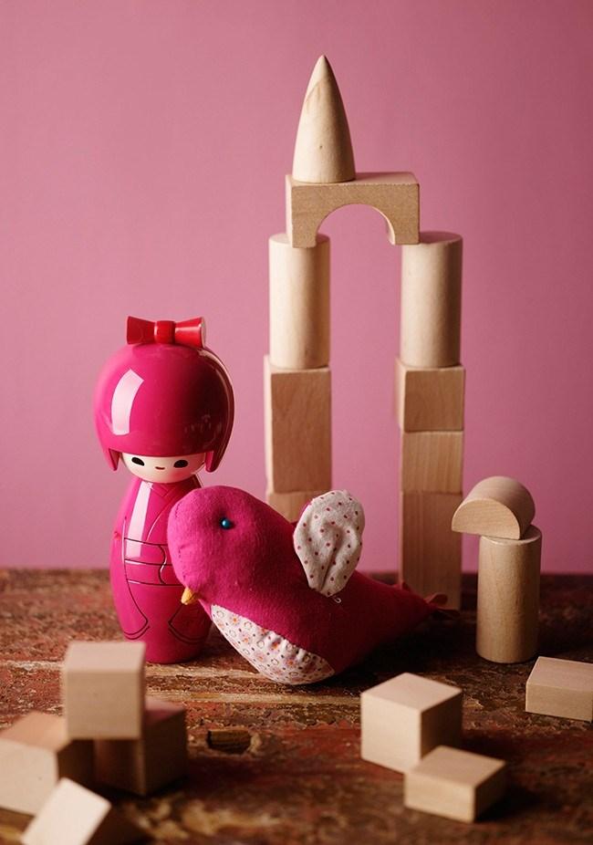 Glade farger til barnerom! LADY Inspirasjonsblogg