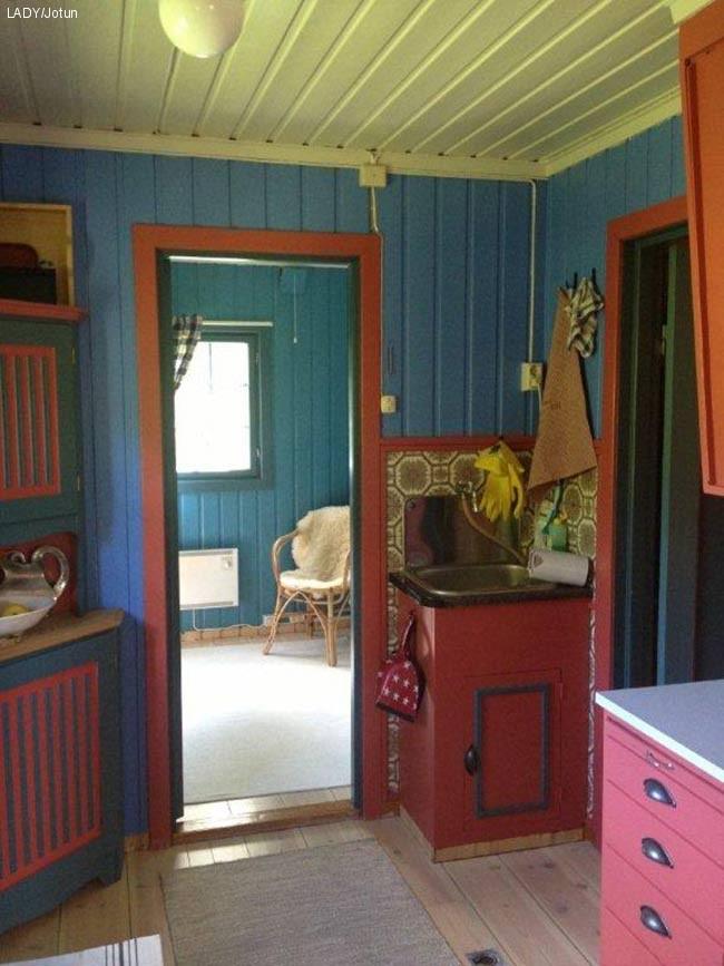 Vakre hyttefarger   lady inspirasjonsblogg