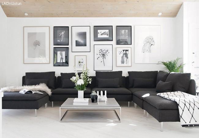 Stylizimo's stue   før og etter   lady inspirasjonsblogg